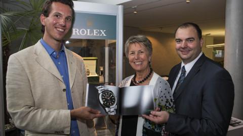 Super Event für Salzburger ROLEX-Vertretung