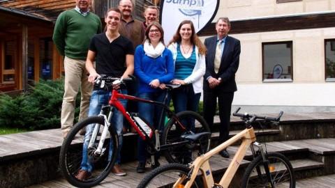 E-Bike aus Holz: So sieht Zukunft aus!