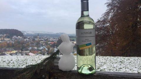 Schmidt Naturweine vertrauen Hammerschmid