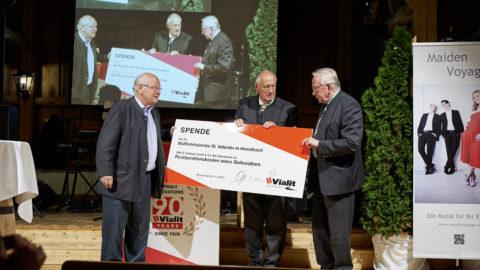 """Jubiläumsfeier """" 90 Jahre Vialit Aspalt""""-  ein voller Erfolg"""